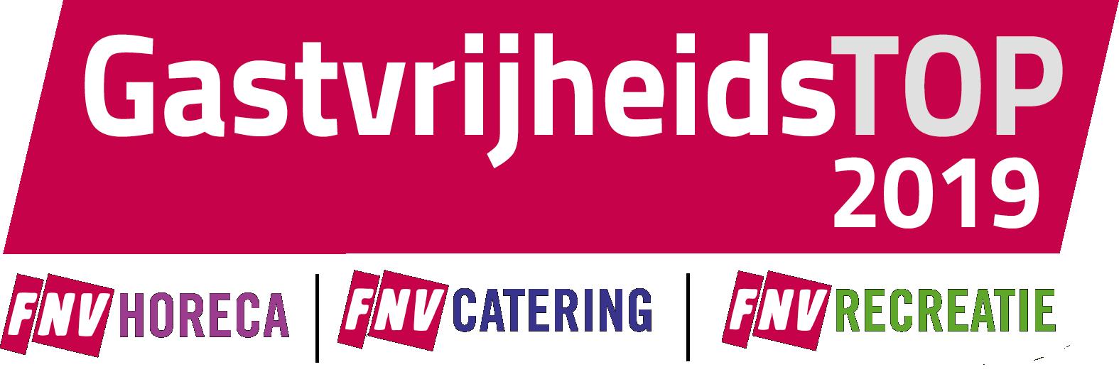 Gastvrijheidstop logo